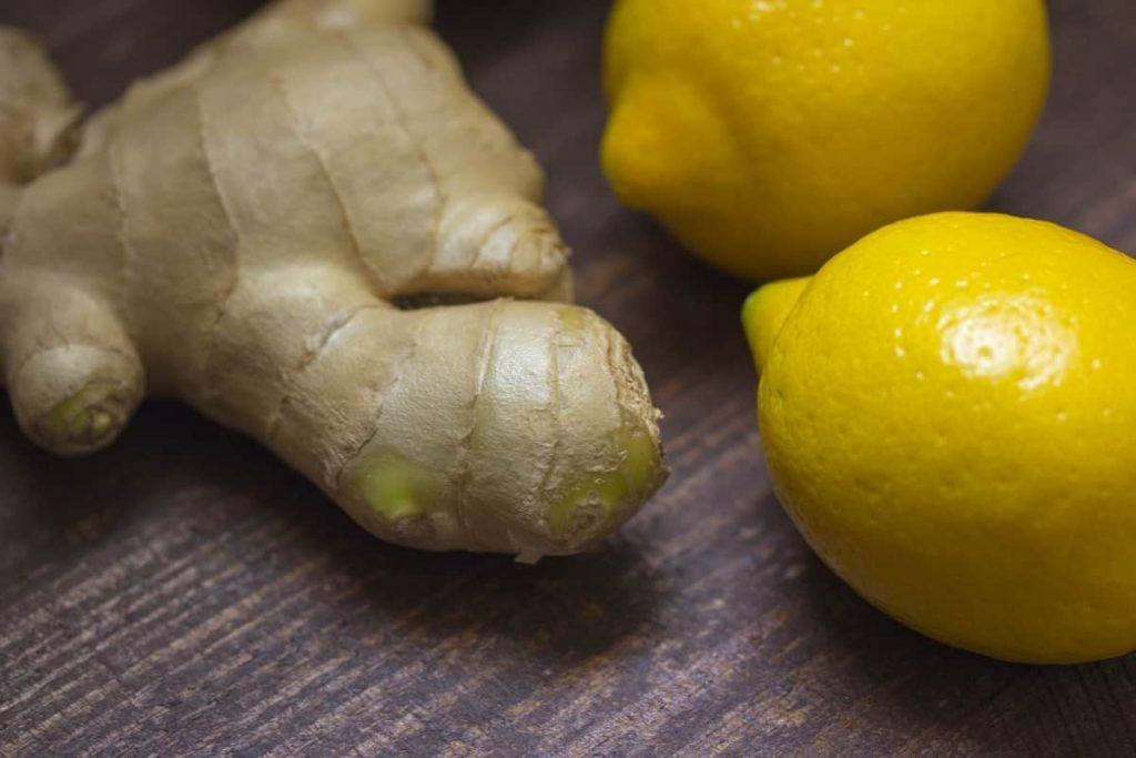 Controllare la glicemia con zenzero e limone