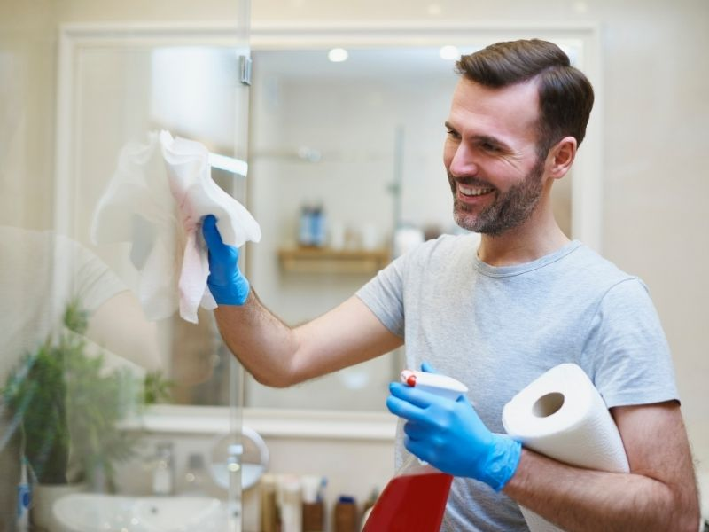 Coronavirus come pulire casa a fondo