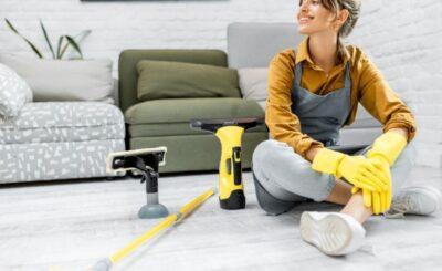Errori da evitare quando si pulisce casa