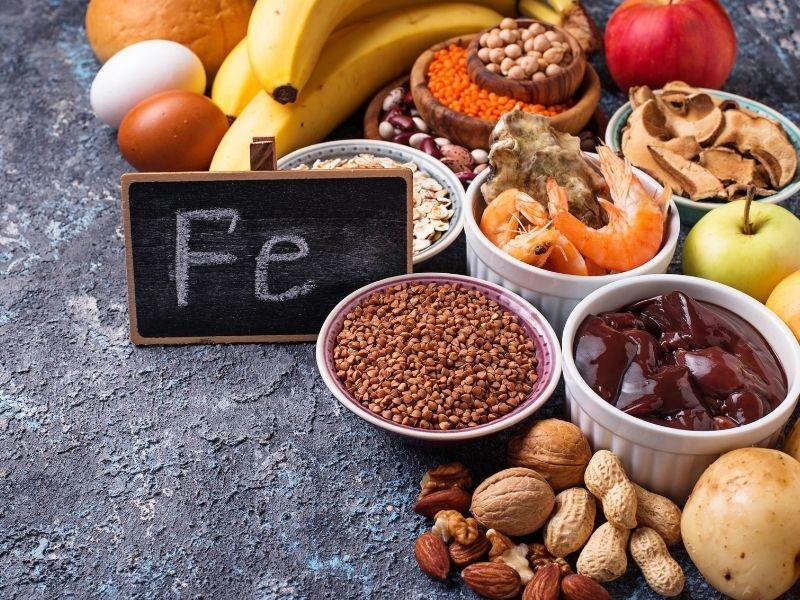 Quali sono gli alimenti che contengono ferro